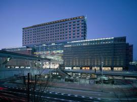 JR九州ステーションホテル小倉、北九州市にある小倉駅の周辺ホテル