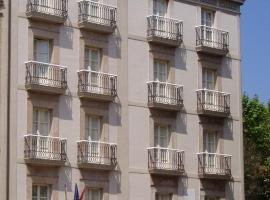 Hotel Asturias, hotel en Gijón