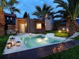 Paradise Island Villas, hotel in Hersonissos