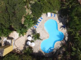 Aquarela do Brasil Village, hotel em Pipa