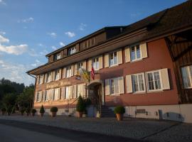 Landgasthof Wartegg, inn in Wigoltingen