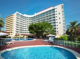 Hotel Tres Anclas, отель в Гандии