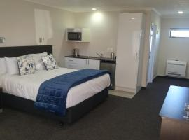 White Heron Motor Lodge, motel in Gisborne