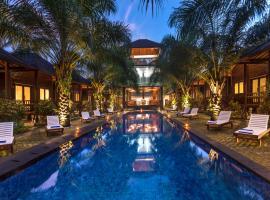 Coconut Boutique Resort, hotel near Malimbu Hill, Senggigi