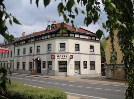 Hotel Pod Radnicí, family hotel in Šumperk