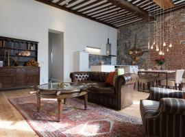 Hof Van Spanje, apartment in Ghent