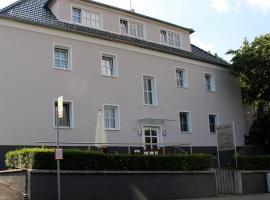 Hotel Wolke, hotel i Meiningen