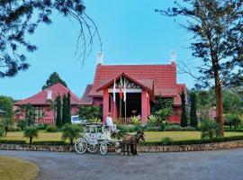 Aureum Palace Hotel & Resort (Pyin Oo Lwin), hotel in Pyin Oo Lwin