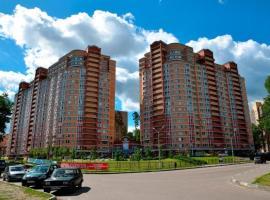 Apartments on Rechnaya 20, beach hotel in Krasnogorsk