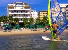 Hotel Vila Lule, hotel in Durrës