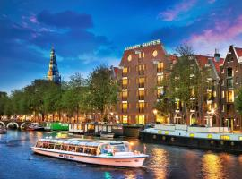 Luxury Suites Amsterdam - Member of Warwick Hotels, отель в Амстердаме, рядом находится Площадь Дам