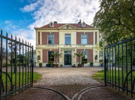 Logement aan de Vecht, hotel near Meeting Plaza Maarssen, Breukelen