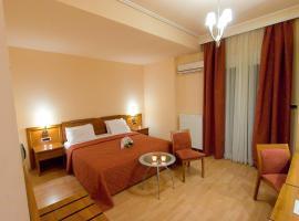 Lito, отель в Лутра-Эдипсу