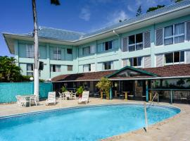 Doctors Cave Beach Hotel, hotel in Montego Bay