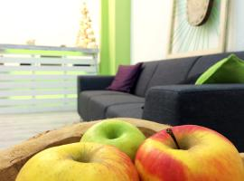3 Äpfel Design Apartments, apartment in Essen