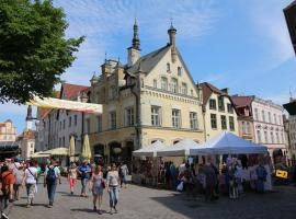Tallinn City Apartments - Town Hall Square, hotelli Tallinnassa