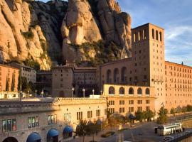Hotel Abat Cisneros Montserrat, hotel cerca de Campo de Golf Port del Compte, Montserrat