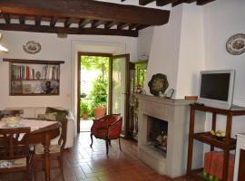 Casa dell'Ermanna, apartment in Cortona
