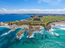 The Headland Hotel and Spa, hotel in Newquay