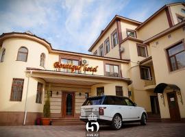 Альтаир Отель, гостиница в Шымкенте