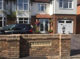 Charnwood Guest House, hotel near Shrewsbury College of Arts and Technology, Shrewsbury