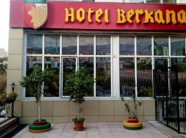 Гостиница Беркана, отель в Алматы