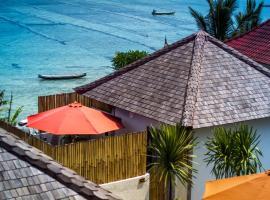 Svaha Private Villas Ceningan, hotel in Nusa Lembongan