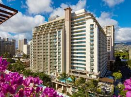 Hilton Garden Inn Waikiki Beach, hotel in Honolulu