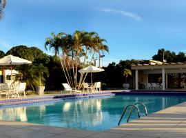 Hotel Pousada Lord, hotel in Teixeira de Freitas