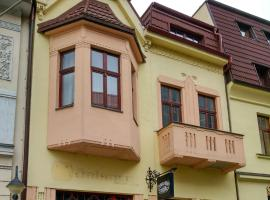 Apartment Downtown, hotel near Budatin Castle, Žilina