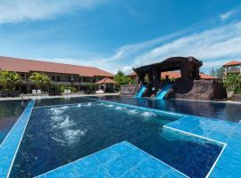 Tok Aman Bali Beach Resort @ Beachfront, hotel a Kampong Ayer Tawar