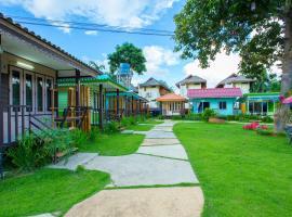 Prawdao Resort, resort in Pai