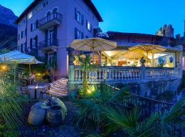 Hotel Villa Miravalle, hotel a Riva del Garda