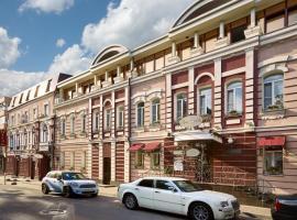 Отель Резиденция (Извольте), отель в Ростове-на-Дону