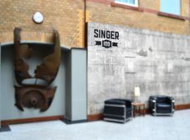 Singer109 Hotel & Apartment, hotel near East Side Gallery, Berlin