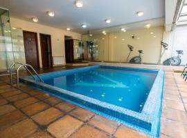 Armon Suites Hotel, hotel en Montevideo