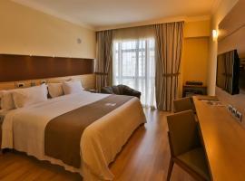 Bourbon Santos Convention Hotel, hotel near Gonzaga Beach, Santos