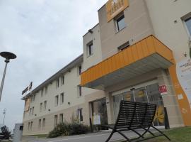 Première Classe Roissy - Aéroport CDG - Le Mesnil-Amelot, hotel in Le Mesnil-Amelot