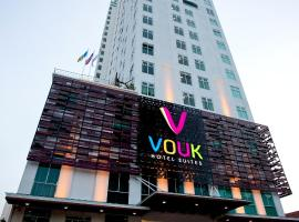 Vouk Hotel Suites, Penang, hotel in George Town