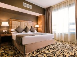 Emirates Plaza Hotel, hotel in Abu Dhabi
