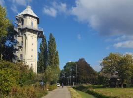 Hotel de Watertoren, B&B/chambre d'hôtes à Dordrecht