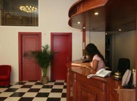 Ξενοδοχείο Παλλάδιον, ξενοδοχείο στην Ερμούπολη