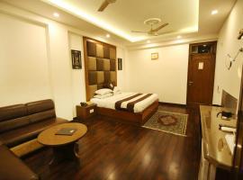 Hotel Parkway Deluxe, hotel near Jama Masjid, New Delhi