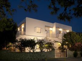 Doukissa, hotel near Archaeological Museum of Paros, Parikia