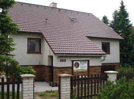 Apartmany Bobule, hotel in Deštné v Orlických horách