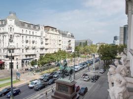 Arenberg Boutique Hotel Zentrum, hotel a Vienna, Ringstrasse