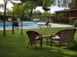 B&B Villa Seta, hotel pet friendly a Agrigento