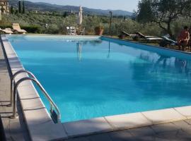 Residence Golf Club Ristorante Centanni, hotel in Bagno a Ripoli