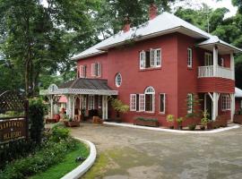 Kandawgyi Hill Resort, hotel in Pyin Oo Lwin