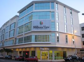 Seasons View Hotel, hotel in Kuantan